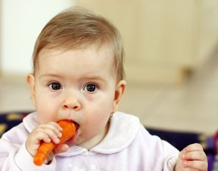 宝宝不宜常吃的8种食物